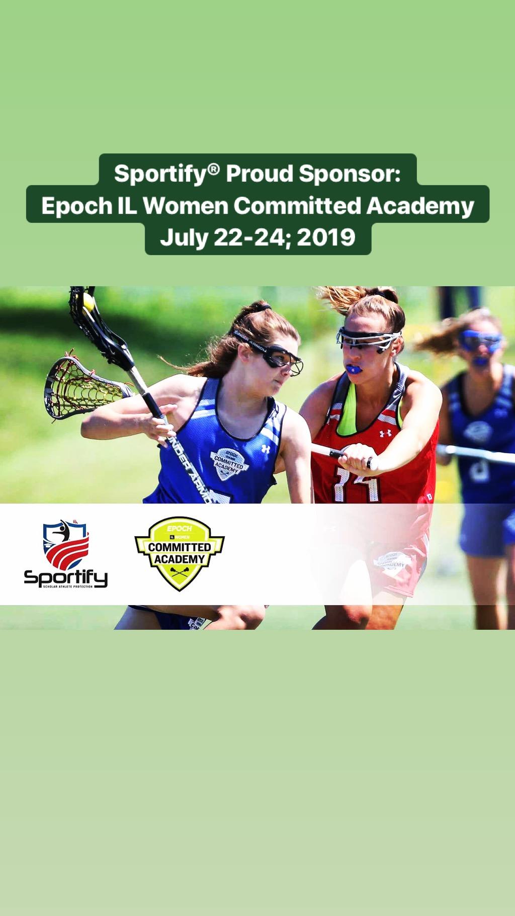 Sportify IL Women Epoch Academy